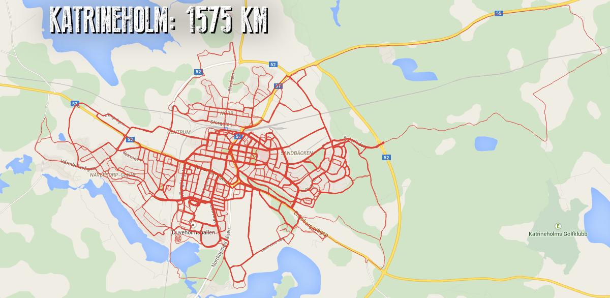 Katrineholm 20150101-20150421